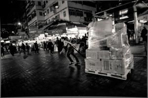 HONG KONG BLACK&WHITE