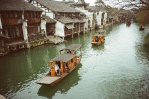 WUZHEN, THE WATER TOWN