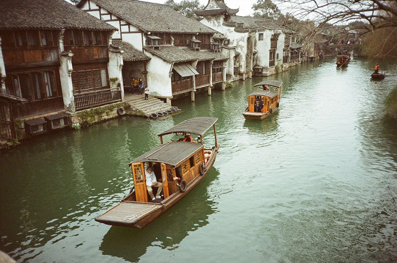 WUZHEN, THE WATER TOWN