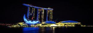 SINGAPORE IN PANORAMA MODE